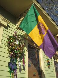new orleans home decor bywater boo only in new orleans mardi gras home decor edition