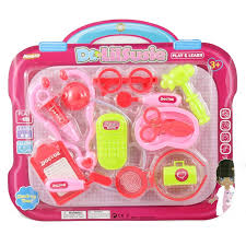 wholesale 12 pc dr susie doctor play set