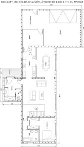 Plan De Loft Plan Maison écologique Medium Constructeur Maison Bois Ccmi