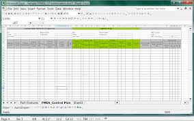 Fmea Template Excel Aiag Fmea Template Excel Best Apps And Shareware