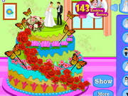 Wedding Cake Games Realistic Wedding Cake Decor Play The Game Online