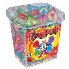 where can i buy ring pops ring pop candy jar assorted flavors 44 ct