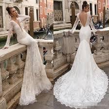 summer wedding dresses uk vintage lace berta 2018 wedding dresses backless mermaid