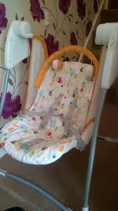 Newborn Baby Swing Chair Graco Swing Chair Seat Rocker Newborn Baby Infant Upwards U2022 9 99