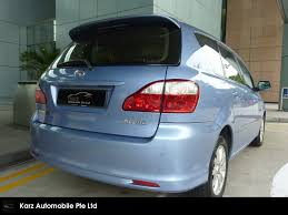 toyota picnic buy used toyota picnic auto w o roof rack car in singapore 39 988