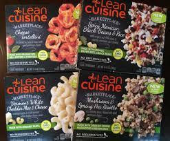 liant cuisine lean cuisine introduces non gmo frozen dinners review get