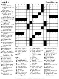 crossword puzzle printable gameshacksfree