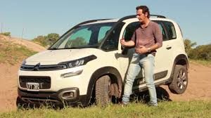 citroen c3 aircross test jose luis denari youtube