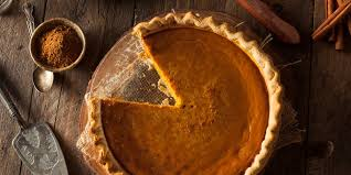 Crustless Pumpkin Pie by Spiced Pumpkin Pie Recipe Epicurious Com