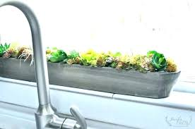 window planters indoor window sill planter indoor window sill planter box indoor window