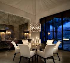 Light Fixtures For Dining Rooms by Replacing A Fluorescent Light Fixture Dining Room Mediterranean