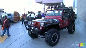 sema jeep for sale hpa motorsports jeep yj tdi at sema 2010 youtube