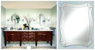 remarkable lowes mirrors for bathroom large framed bathroom