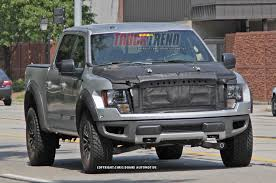 Fords New Bronco Caught Again 2016 Ford F 150 Raptor Mule Photo U0026 Image Gallery