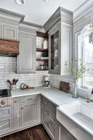 contractor grade kitchen cabinets kitchen before and after reveal builder grade kitchen quartz