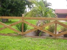 Simple Garden Fence Ideas Simple Fence Ideas Creative Home Interior Decorating And