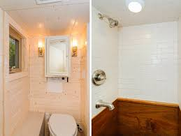 Tiny Home Bathroom by The Mh By Wishbone Tiny Homes Tiny House Town
