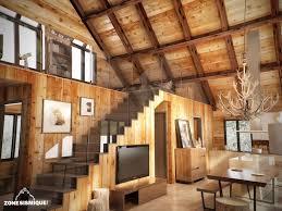 cuisine chalet bois decoration de maison en bois unique beautiful cuisine chalet bois