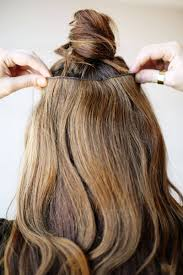 hair extentions best clip in hair extensions how to put in hair extensions