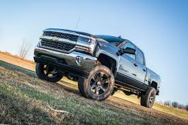 lifted gmc 1500 2017 chevy gmc 1500 lift kits by bds suspension