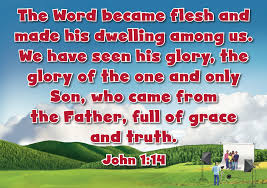 jesus was dedicated