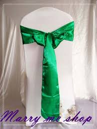 emerald green ribbon aliexpress buy 100 emerald green wedding sashes for