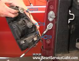 2004 tundra tail light how to change the tail light assembly on toyota tundra 2000 2004