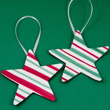 how to make cookie cutter felt ornaments crafts