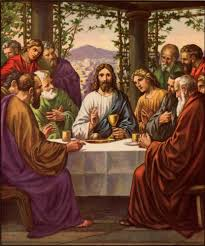 file jesus and his apostles in the upper room jpg the work of
