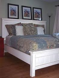 Bed Frames How To Make by How To Make A Diy Bed Frame Minwax Projects To Try Pinterest