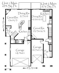 duplex housplans pro full service house plans u0026 building