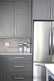 gray kitchen cabinets ideas kitchen kitchen backsplash ideas with gray cabinets walls custom