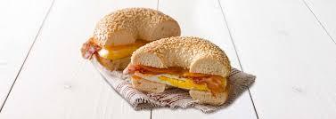 einstein bros bagels egg sandwiches classic signature