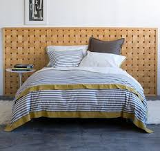 a well dressed bed for the well dressed man apartment therapy