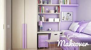 Teen Girl Bedroom Makeover Interior Design  YouTube - Interior design girls bedroom