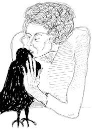 modern masters revisited picasso woman with crow matter