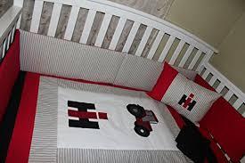 International Bedding Crib Bedding Set International Harvester 6 Piece