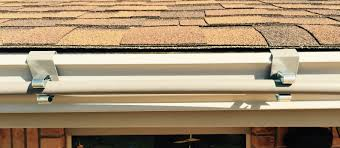 christmast hangers for gutter guards stucco metal roof