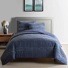 chambray quilt u0026 accessories jcpenney