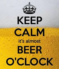 Beer O Clock Meme - keep calm it s almost beer o clock keep calm pinterest
