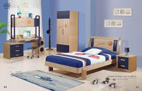 furniture oak wood kids bedroom furniture with twin size bed