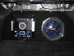 nissan maxima boot space sub amp combo to factory stereo loc nissan forums nissan forum