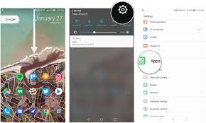 huawei designs app how to enable lock screen notifications on the huawei mate 9