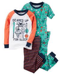 4 pajamas baby boy s