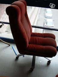 fauteuil bureau direction fauteuil bureau direction mobilier industriel 1970 occasion