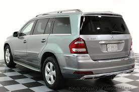 mercedes 3 row suv 2010 used mercedes gl class certified gl450 4matic awd suv 7