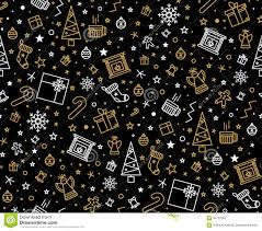print for christmas decorations stock illustration image 64131081