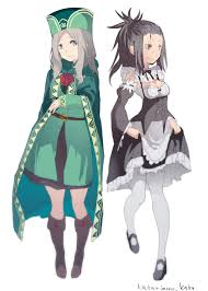 subaru anime character media female subaru and otto re zero