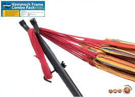 free standing rio double hammock dfa 0200 tropicana imports