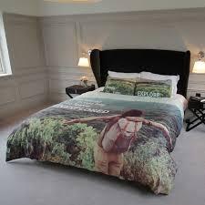 custom duvet covers in bedroom